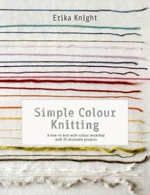 Simple Colour Knitting Cover Image