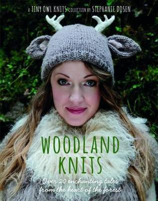 Woodland Knits Cover Image