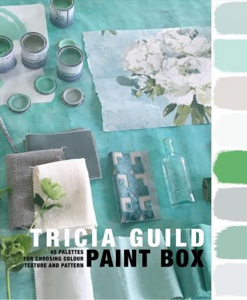 Paint Box : 45 Palettes for Choosing Color, Texture and Pattern