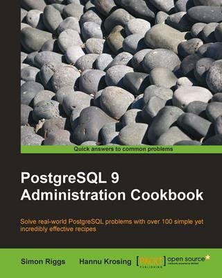 PostgreSQL 9 Admin Cookbook Cover Image