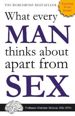 What Every Man Thinks About Apart from Sex... *BLANK BOOK* Cover Image