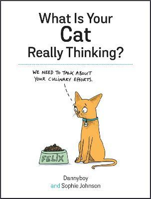 What is Your Cat Really Thinking?