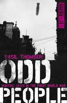 Odd People Cover Image
