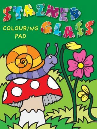 Snail Colouring Pad