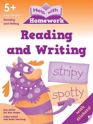 Reading & Writing 5+