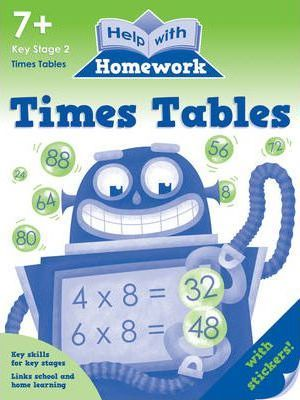 Times Tables 7+