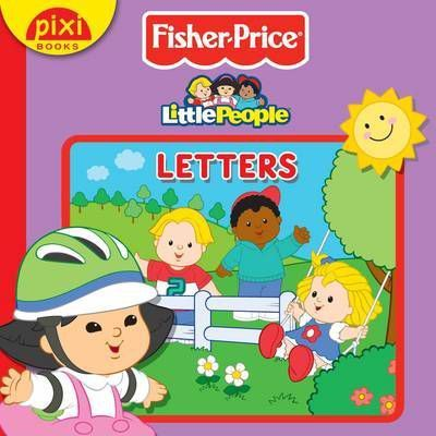 Fisher-Price - Letters