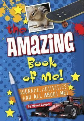 Amazing Book of Me Boys : Minnie Cooper : 9781849587907