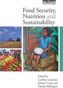 Food Security, Nutrition and Sustainability Cover Image