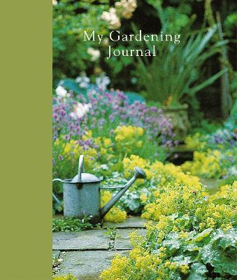 My Gardening Journal Cover Image