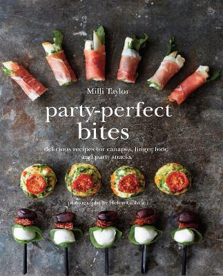 Party-Perfect Bites Cover Image