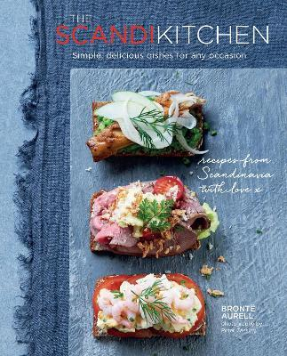 The Scandi Kitchen Cover Image