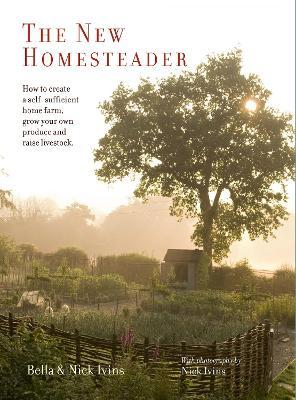 The New Homesteader Cover Image
