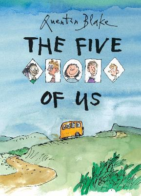 The Five of Us Cover Image