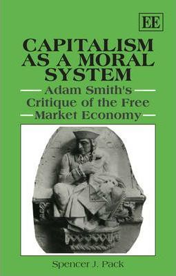 is capitalism moral I have written about the aversion to capitalism  for capitalism to be established and sustained, it requires a basis in moral and political principles.