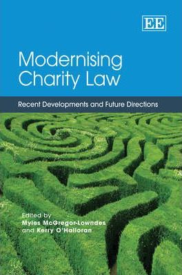 Modernising Charity Law