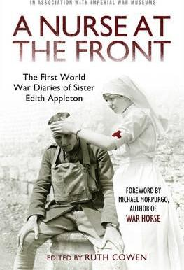 A Nurse at the Front - Ruth Cowen