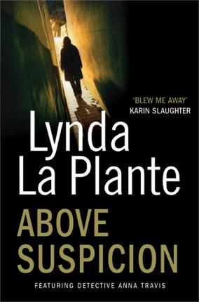 Above Suspicion Cover Image