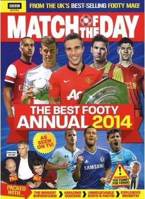 Match of the Day Annual 2014