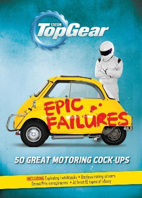 Top Gear: Epic Failures Cover Image