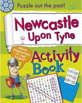 Newcastle Activity Book