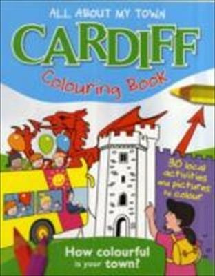 Cardiff Colouring Book