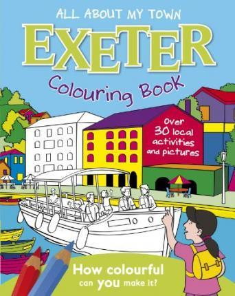 Exeter Colouring Book