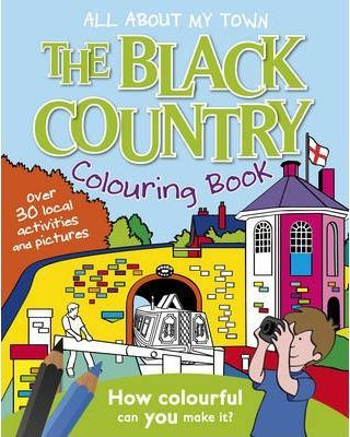 Black Country Colouring Book