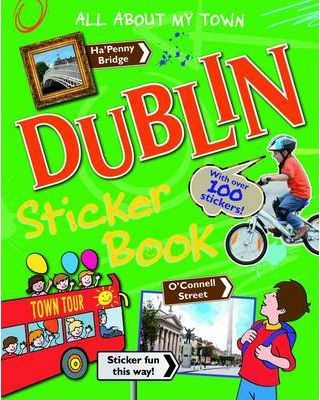 Dublin Sticker Book