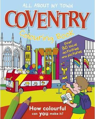Coventry Colouring Book