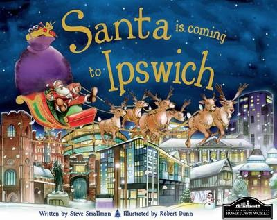Santa is Coming to Ipswich