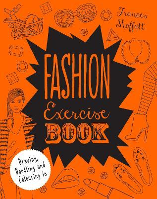 Fashion Exercise Book Cover Image