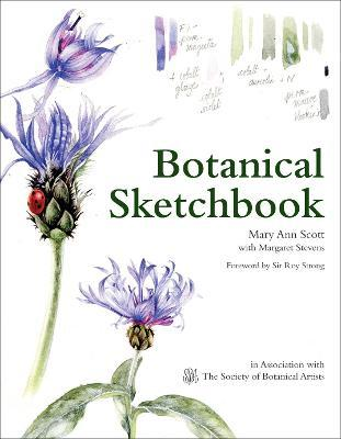 Free Botanical Sketchbook : Drawing, painting and