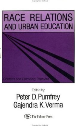 Race Relations and Urban Education