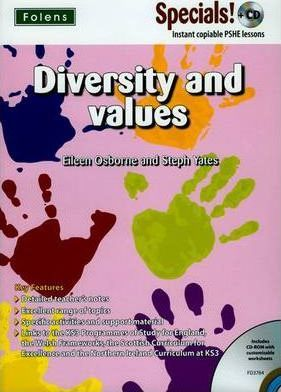 Secondary Specials! +CD: PSHE - Diversity and Values