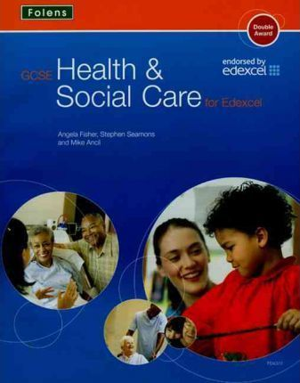 GCSE Health & Social Care: Student Book for Edexcel Cover Image