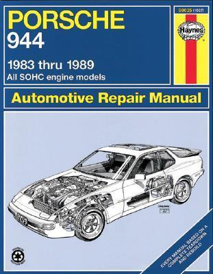 Porsche 944 Automotive Repair Manual