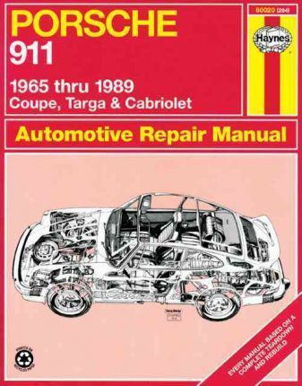 porsche 911 65 89 j h haynes 9781850106982 rh bookdepository com porsche 911 workshop manual free download porsche 911 3.2 workshop manual