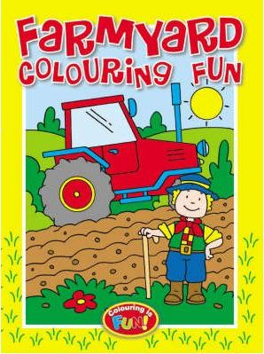 Farmyard Colouring Fun