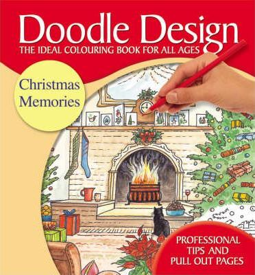 Christmas Memories Doodle Design: AND Festive Christmas Doodle Design