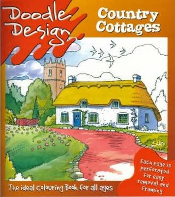 Doodle Design: Country Cottages