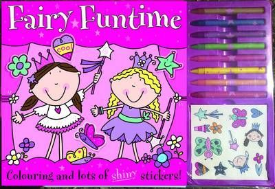 Fairy Funtime Creative Play Pack