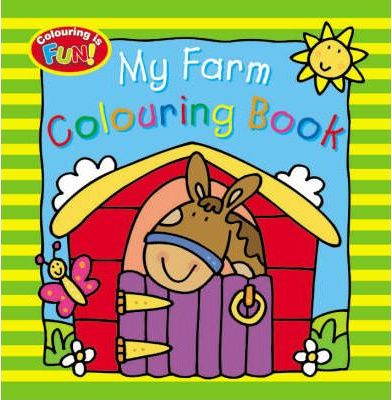 My Farm Colouring Pads