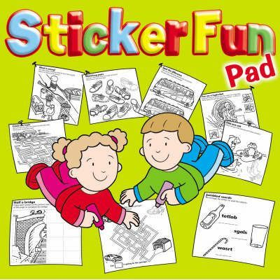 Sticker Fun Pads