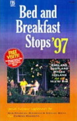 Bed and Breakfast Stops 1997