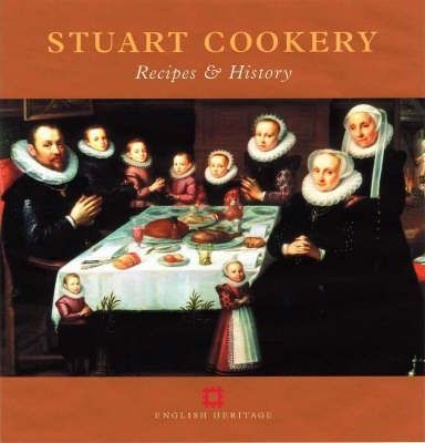 Stuart Cookery Cover Image