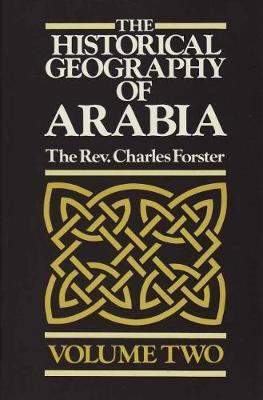 The Historical Geography of Arabia