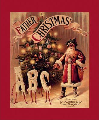 Father Christmas' ABC : F  Warne & Co  : 9781851243259