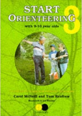 Start Orienteering with 9-10 Year Olds