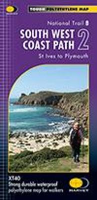 South West Coast Path 2 XT40 : St Ives to Plymouth